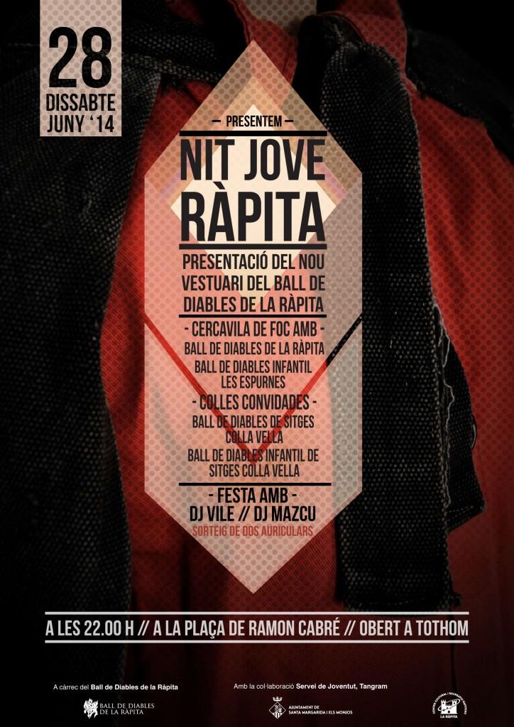Poster Nit Jove Rˆpita_qualitat